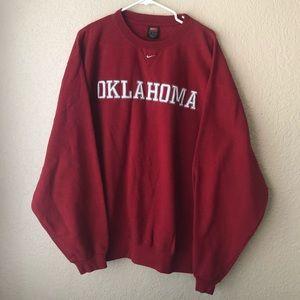 OU Nike Sweatshirt